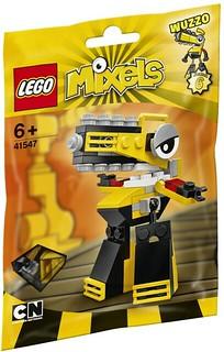 LEGO Mixels 41547 - Wuzzo