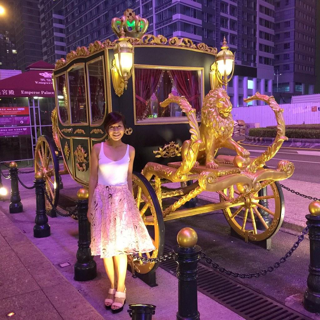 Rebecca Saw - Macau Travel