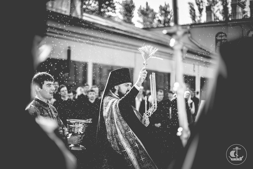 9 мая 2016, Молебное пение в День Победы / 9 May 2016, Service of intercession in Victory Day