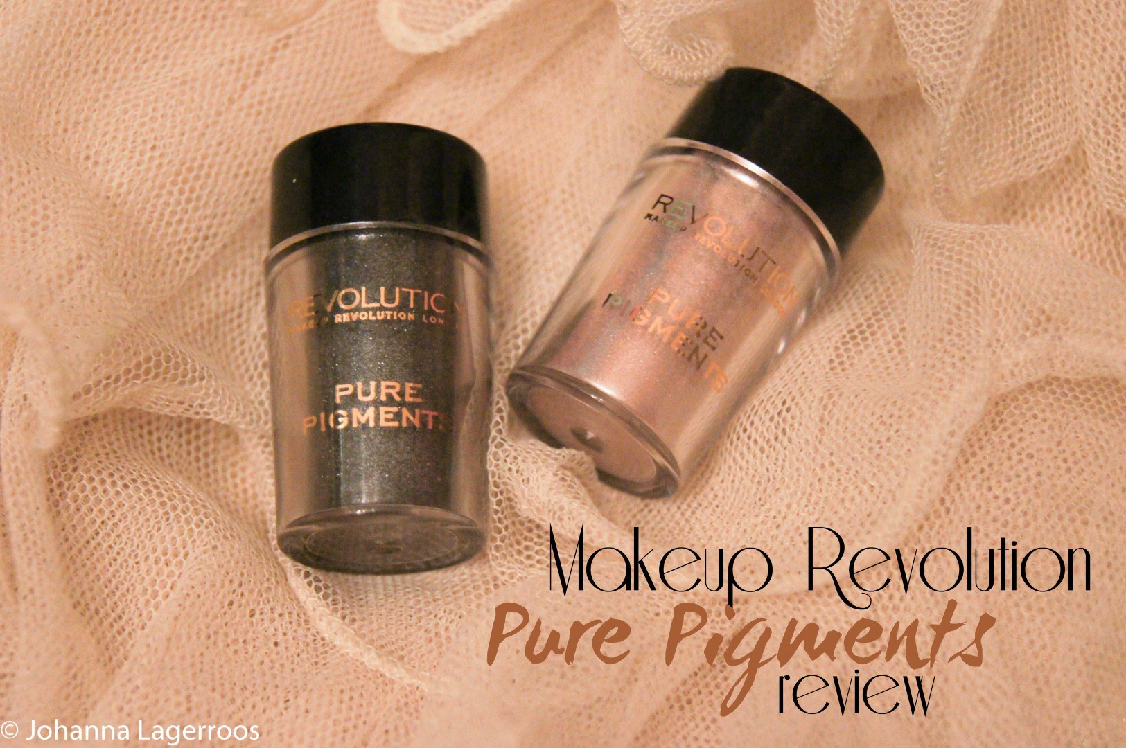 makeup revolution pure pigments