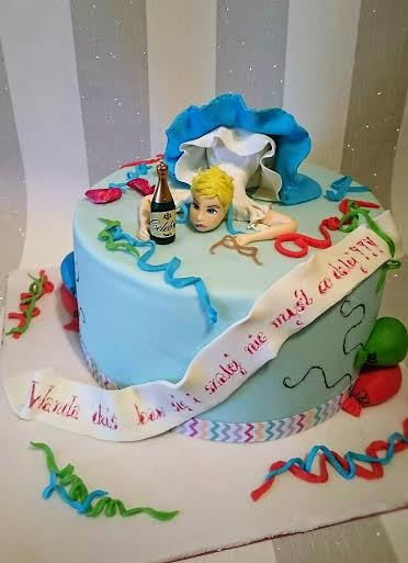 Amazing Cake by Katarzyna Koza of Sweet Little Bliss