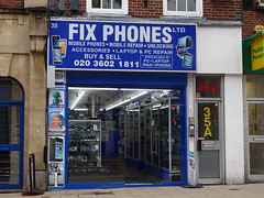 Picture of Fix Phones Ltd, 35 George Street