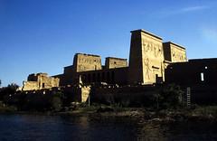 Ägypten 1999 (027) Assuan: Isistempel, Philae
