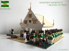 MAESTRO RESIDENCE PRIO