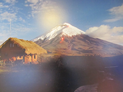 Le Parc National Cotopaxi: le volcan Cotopaxi (ce qu'on aurait dû voir)
