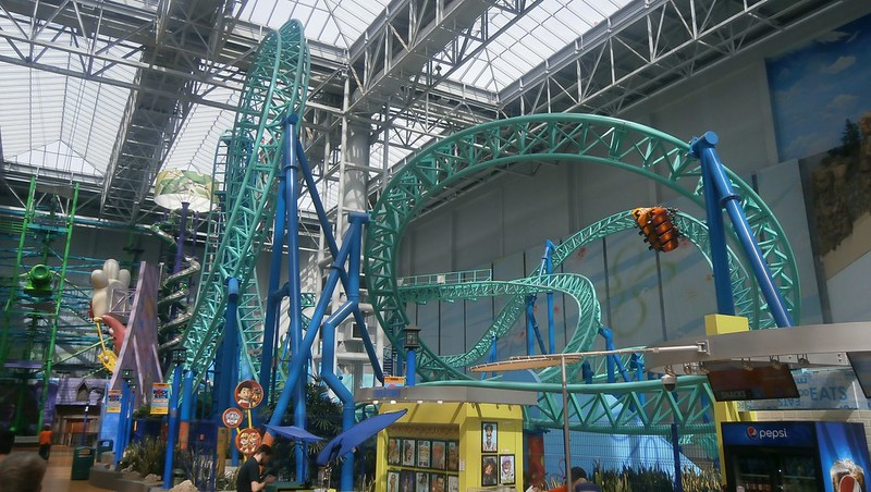 Nickelodeon Universe @ Mall Of America