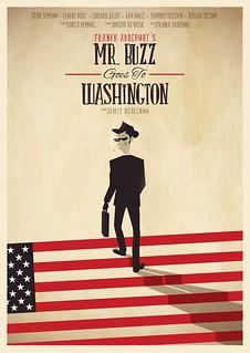 Monsieur Buzz goes to washington