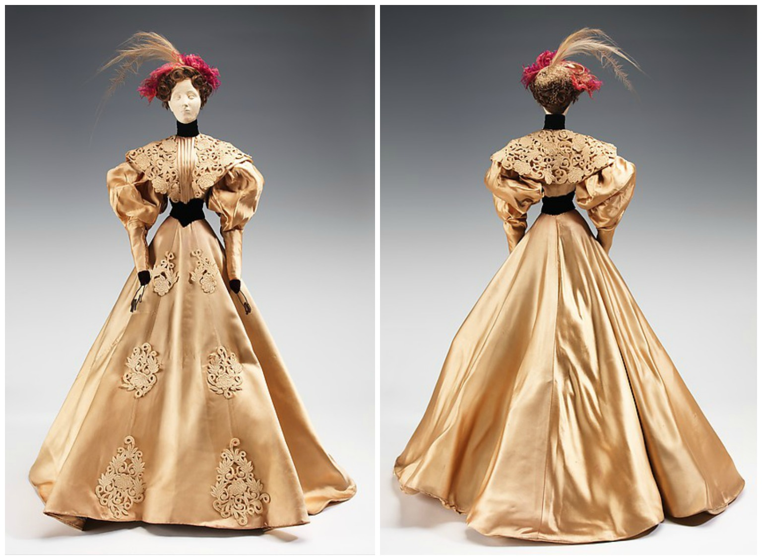 """1896 Doll"". Bruyère (French, founded 1928)"