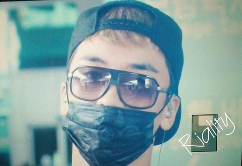 BIGBANG arrival ICN Seoul from Taiwan 2015-09-28 (28)