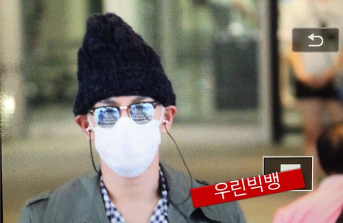 Big Bang - Incheon Airport - 26jul2015 - WEARE_BIGBANG - 05