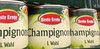 Tins of Champi(gn)ons - First class by puste66blume