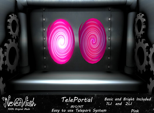 *NW* Pink TelePortal