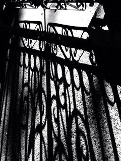 Gate Shadow - NYC