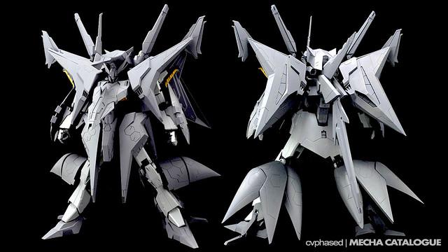 Comprehend HG RX-104FF Penelope - Prototype Shots