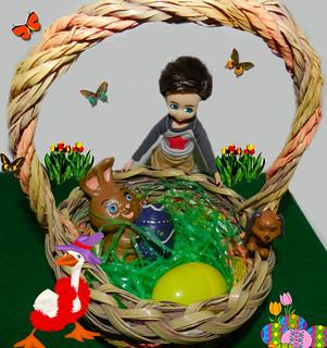 """Finn's Alphabet """"E"""" Is For Easter Eggs"""