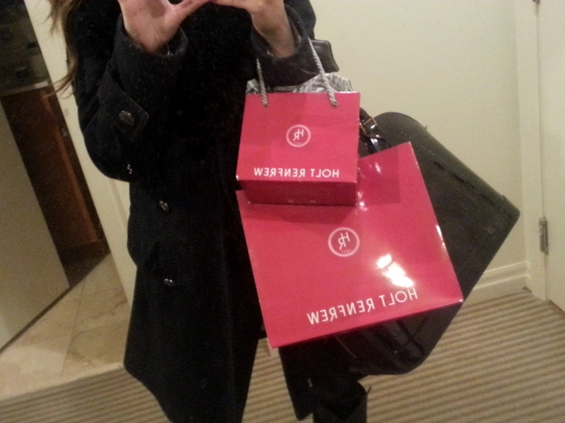 Holt Renfrew bags