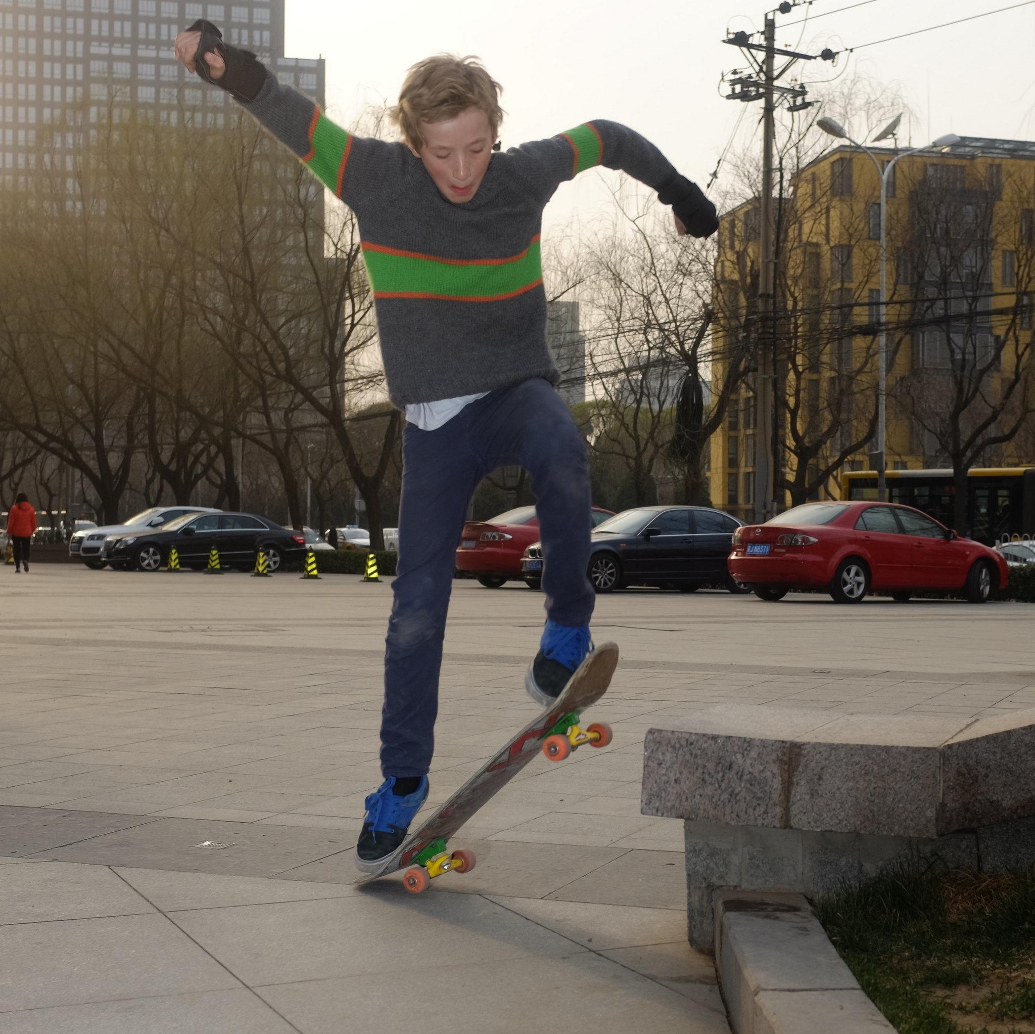 Skate at McLaren´s