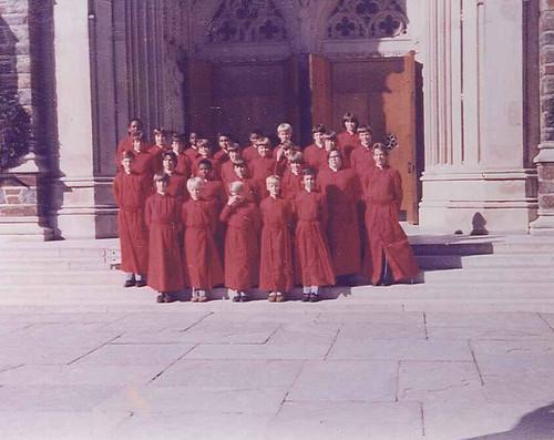 Ben Durham Boys Choir at Duke Chapel