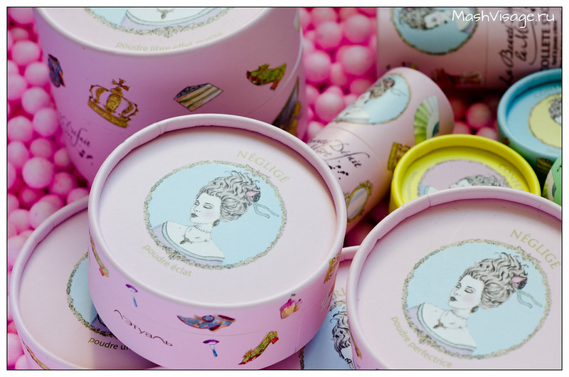 новая коллекция Летуаль Мария Антуанетта весна 2015новая коллекция Летуаль Мария Антуанетта весна 2015