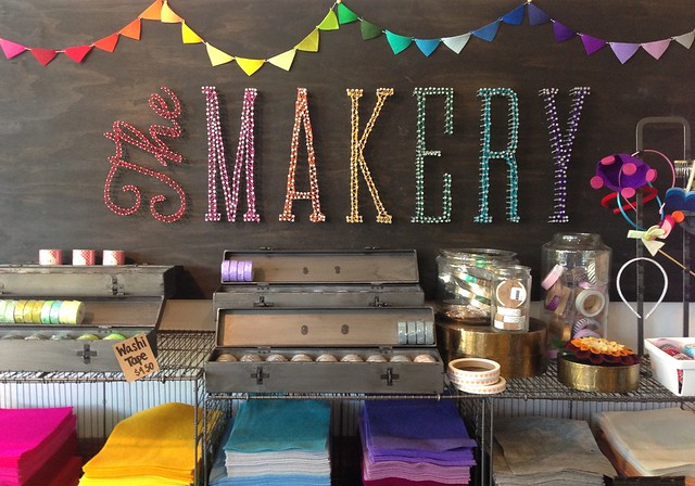 Makery, Los Altos (CA)