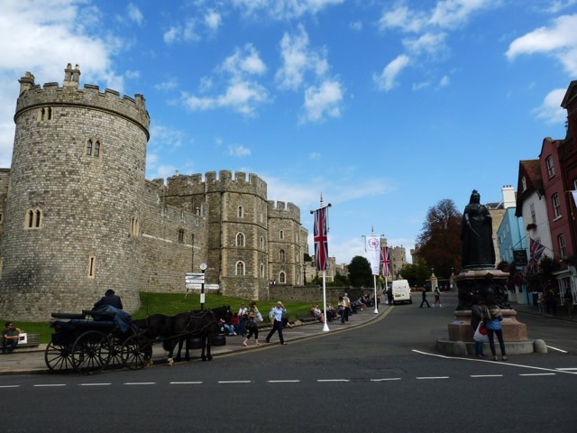 In the heart of Windsor