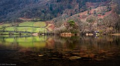 Winter Colours of Rydal Water