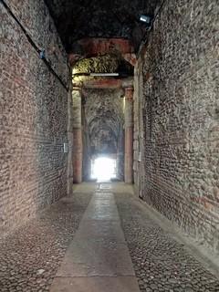 Image of  Arena di Verona  near  Verona. verona