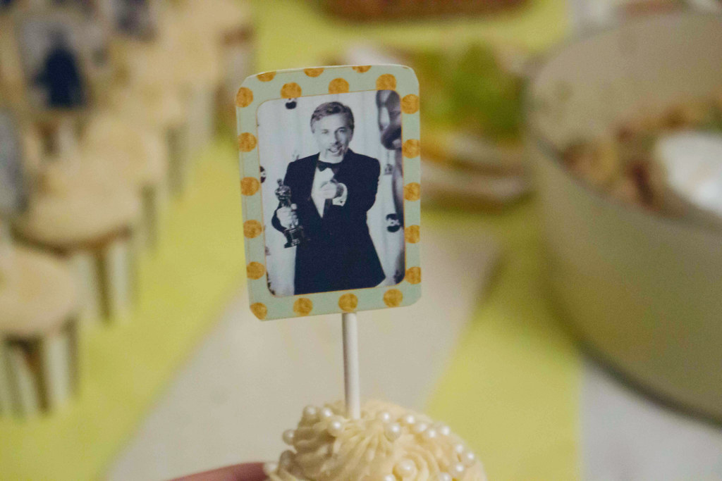 eierlikör-cupcakes mit topfen-topping
