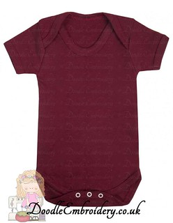 Body Suit - Maroon copy