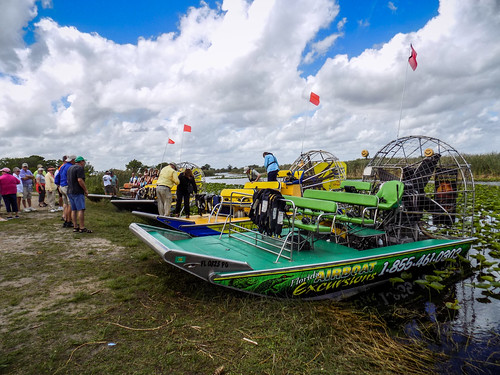 Blue Cypress Swamp Air Boating-2