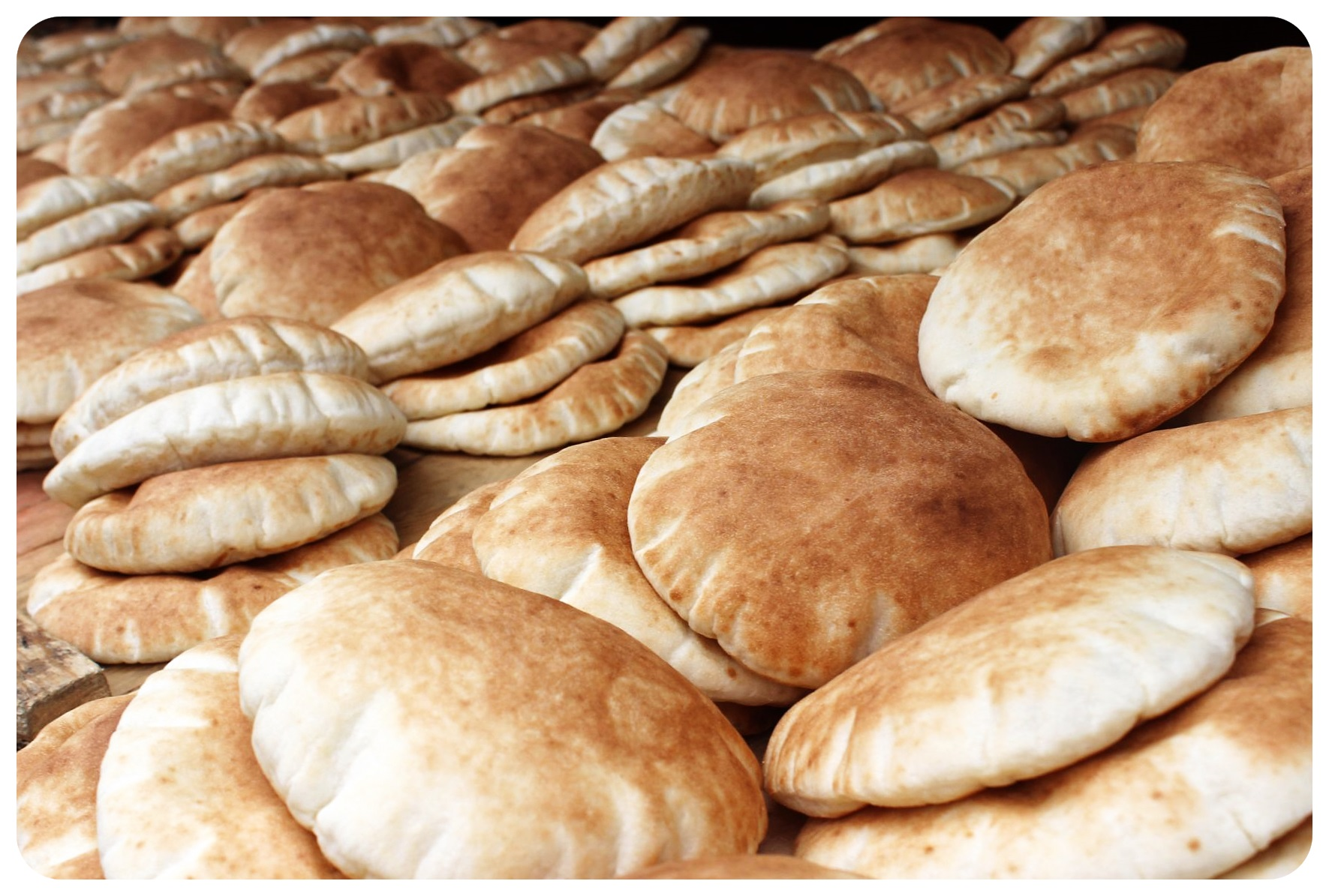 pita bread ramallah