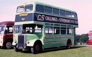 Collins & Stevenson, Hounslow (Ex Nottingham Corporation) 42 ATO