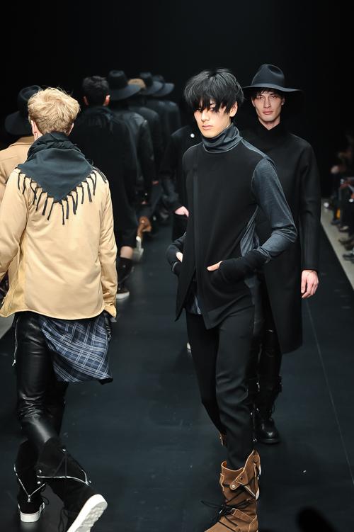 FW15 Tokyo ato065_Dima Dionesov(Fashion Press)