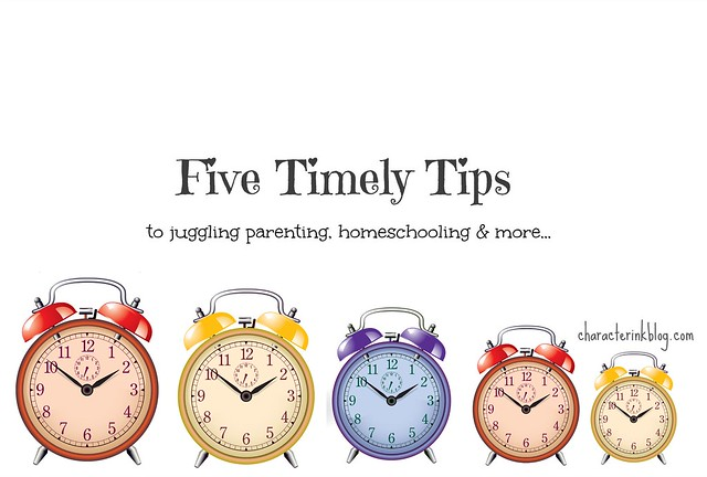 Five Timely Tips
