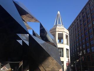 Shiny cube - daytime-1