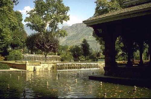 Shalimar_gardens srinagar