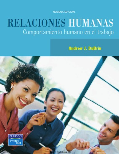Relaciones Humanas - Andrew DuBrin