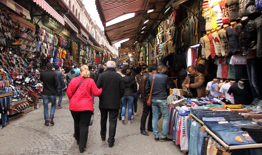 Istanbul - The Grand Bazaar