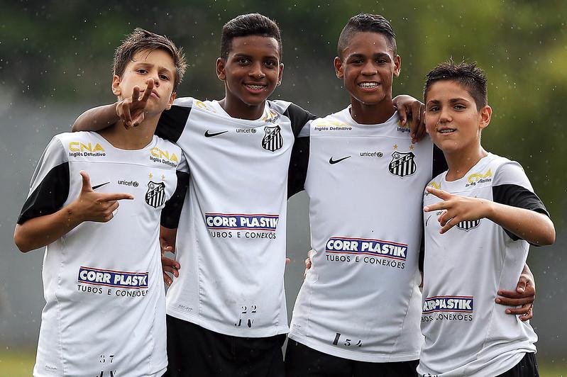 João Gabriel, Rodrigo Goes, Victor Yan e João Marcello