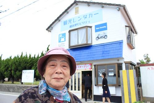 大分県姫島で民宿を経営する村岡さん