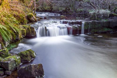 Waterfall at Ballintrillick