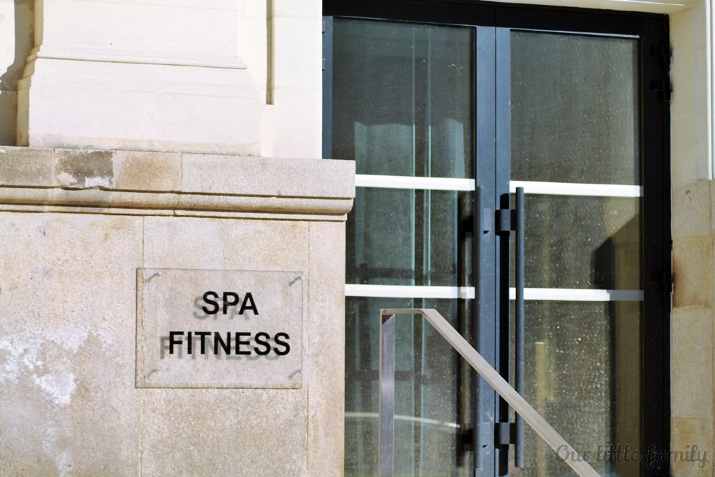radisson blu nantes spa fitness