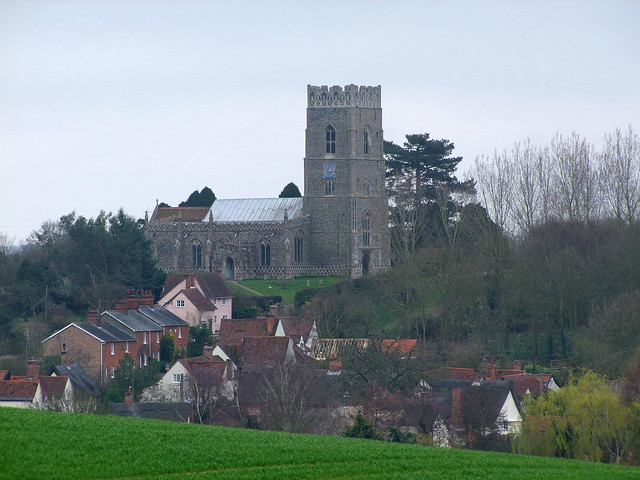 Kersey, Easter Monday