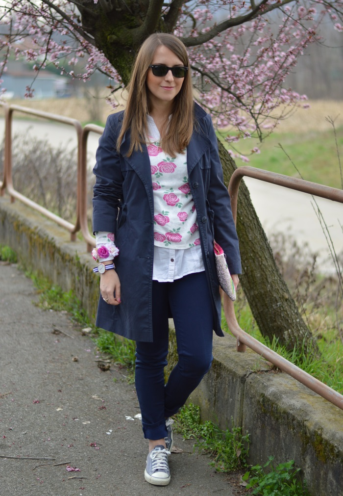 pink, wildflower girl, fashion blog, outfit, daniel wellington (13)