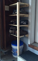 New Shoe Rack 69/365