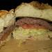 Thompson Diner - the burger