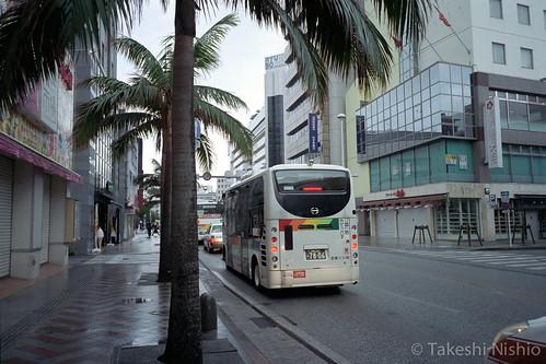 松尾バス停付近 / near Matsuo bus stop
