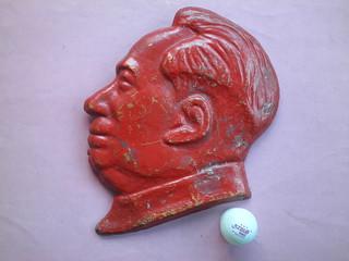 Large portrait of Mao Zedong  特大毛泽东头像
