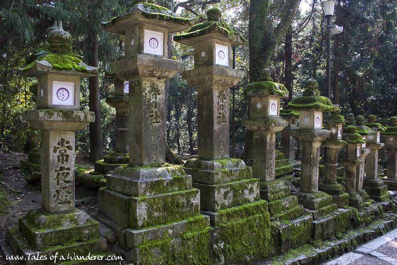 奈良 NARA - 春日大社 Kasuga-taisha