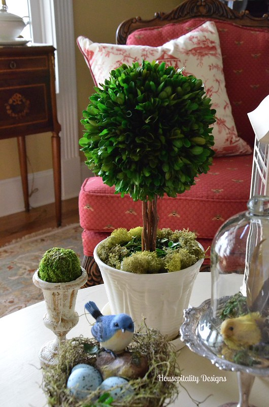 Boxwood Topiary-Housepitality Designs